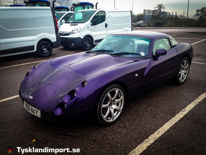 TVR Tuscan 2001